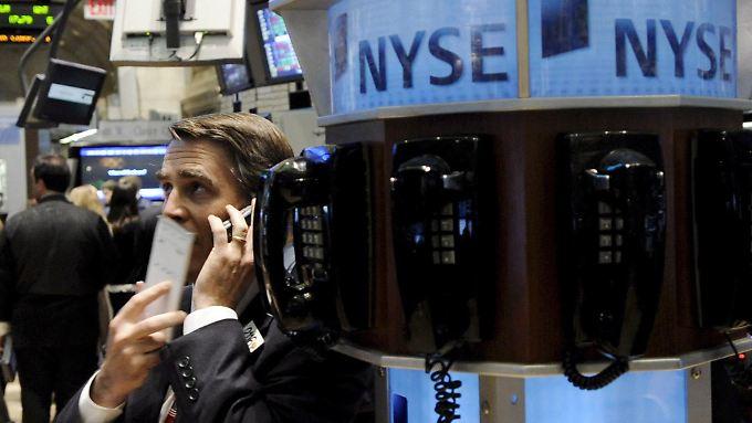 Wie hoch fällt die Lohnerhöhung wohl aus? In der Summe wedelt die börsennotierte US-Finanzindustrie mit Lohn- und Bonisteigerungen.