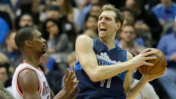 Dirk Nowitzki ist rein statistisch einer der besten Basketballer der NBA-Geschichte. Kareem Abdul-Jabbar mag ihn dennoch nicht.