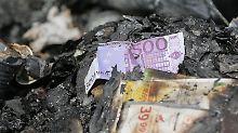 Gegen Korruption und Terrorismus: EZB will 500-Euro-Schein einmotten