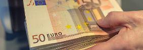 Bargeld-Begrenzung: Weidmann mahnt zur Vorsicht