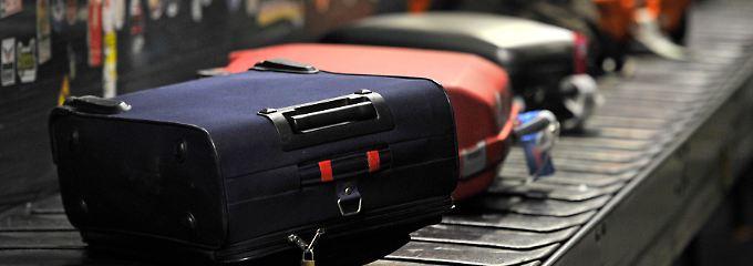 Warten am Kofferband: Das passiert mit verlorenem Gepäck