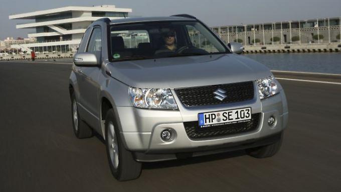 Das seit 1988 angebotene Kompakt-SUV Vitara ist das meistverkaufte Allradfahrzeug des japanischen Herstellers Suzuki.