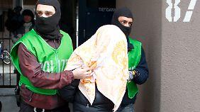 Geplanter Anschlag in Berlin: Polizei gibt Ermittlungsdetails zu Hauptverdächtigem bekannt