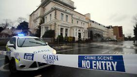 Laut Augenzeugen schossen die Täter auf Boxfans in dem Hotel.
