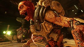 """Einer der menschlicheren Zeitgenossen im neuen """"Doom""""."""