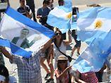 Der neue Präsident Mauricio Macri will den Schuldenstreit beenden und Argentinien zurück an die internationalen Kreditmärkte führen.