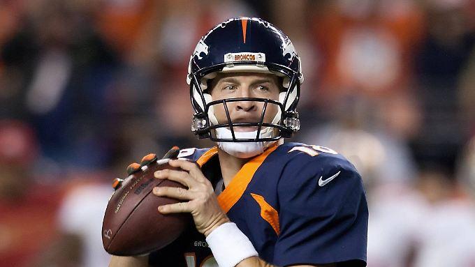 Seit 18 Jahren prägt Peyton Manning schon den American Football. Jetzt soll der zweite Super-Bowl-Sieg her.