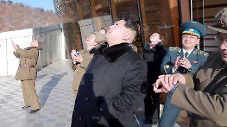 Sondersitzung der UN: Nordkorea feuert Langstreckenrakete ab