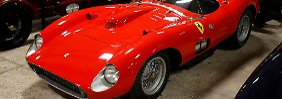 400 PS für 32 Millionen Euro: Ferrari von 1957 erzielt Rekordsumme