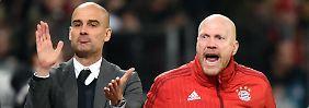 """""""Mannschaft wächst enger zusammen"""": FC Bayern grüßt trotzig aus der Wagenburg"""