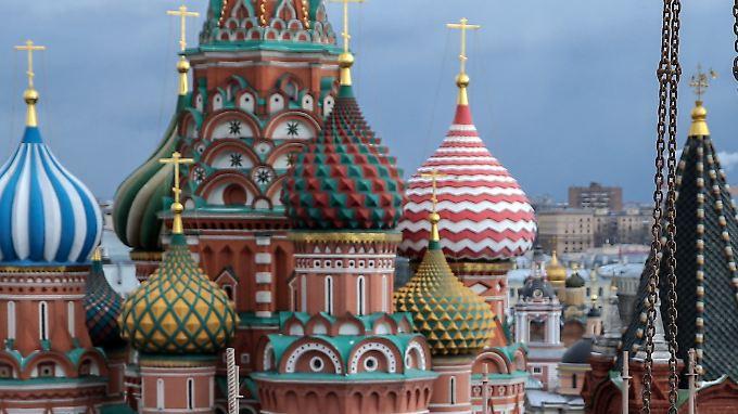Im Visier der IS-Terroristen? Die russische Hauptstadt Moskau.