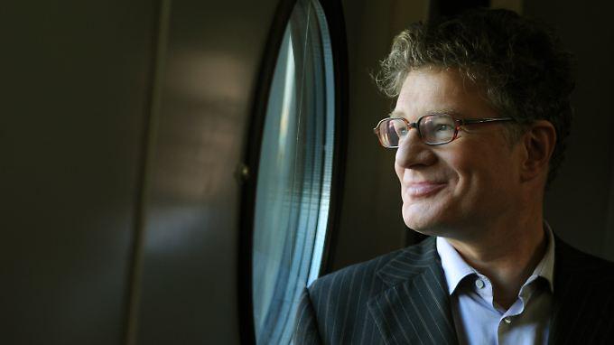 Roger Willemsen starb mit 60 Jahren an Krebs.