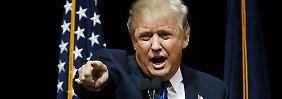 """Unter Republikanern: Trump: """"Er ist eine Pussy"""""""