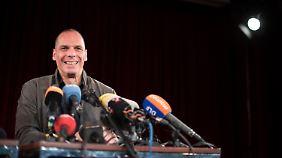Der Pop-Star der Linken und Hassfigur der Wirtschaftsliberalen, Yianis Varoufakis, will politisch wieder mitmischen.