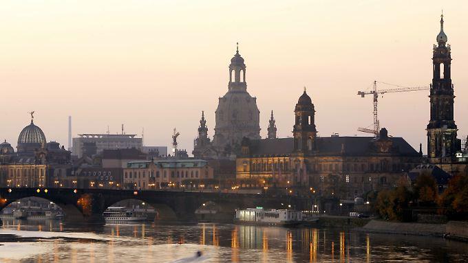 In der Dresdner Altstadt reiht sich Museum an Museum. Für Kultur-Touristen ist das genau das Richtige.