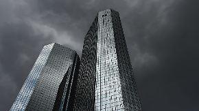 19 Milliarden Euro zu wenig: US-Stresstest lässt Deutsche Bank durchfallen