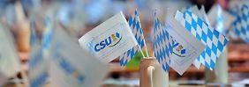 Schweres Zugunglück in Bayern: CSU sagt Politischen Aschermittwoch ab
