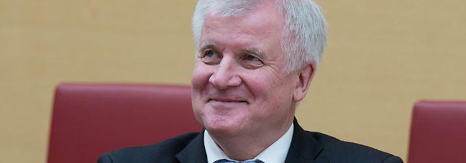"""Jedes Maß verloren"": CSU-Chef Seehofer entsetzt Koalitionspartner"