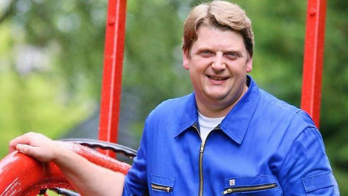 Hier kommt Kurt - ohne Helm und ohne Gurt.