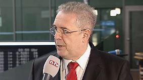 """Frank Meyer spricht mit Joachim Goldberg: """"Es ist eine Art Scheibchen-Crash"""""""