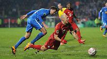 """Als Robben in Bochum """"liegen ging"""": Freudloser FC Bayern gibt Rätsel auf"""