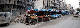Jeder Neunte tot oder verletzt: Studie offenbart Ausmaß des Syrienkriegs