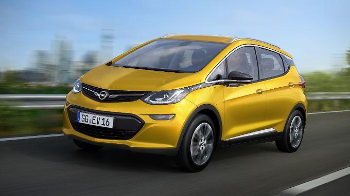 """Nach den Worten von Barra wird der Fünfsitzer Ampera-e über eine """"größere Reichweite als die meisten anderen Elektroautos"""" verfügen."""