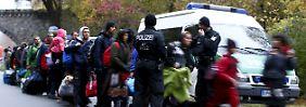 Jenseits von Seehofers Gepoltere: Wie nah ist Deutschland dem Unrecht?