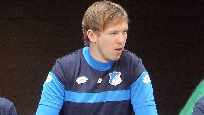Julian Nagelsmann, 28 Jahre jung - und wohl neuer Chefcoach in Hoffenheim.