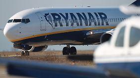 Ryanair wird mit dem neuen Winterflugplan noch mehr Reiseziele im Ausland anfliegen.