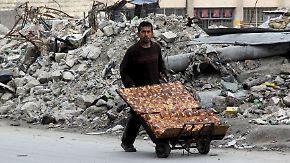 Aleppo fast umzingelt: Experten befürchten ethnische Säuberungen