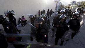 Gewaltausbruch in Mexiko: 52 Menschen bei Gefängnisrevolte getötet