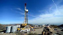 """Schwere Umweltkatastrophe: Firma schließt Gasleck bei LA """"vorläufig"""""""