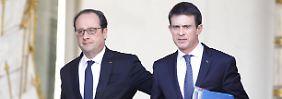 Scharfe Kritik an Russland: Frankreich: Brauchen Bodentruppen gegen IS