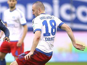Trägt die Hoffnung: Josip Drmic.