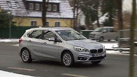 Plug-in-Hybrid mit viel Power: Mit dem BMW 225xe macht Elektromobilität Spaß
