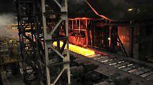 Stahlbranche soll geschützt werden: EU: Strafzölle gegen China und Russland