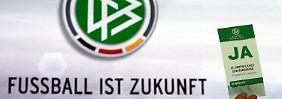 "TV-Gelder, Pokal, DFB-Struktur: ""Bild"": Liga plant die Fußball-Revolution"