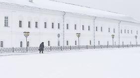 Konsum eingebrochen: Wirtschaftssanktionen setzen Russen zu