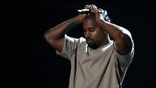 Fans bekommen Geld zurück: Kanye bricht Konzert mit Wutrede ab