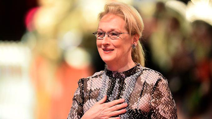 #FilmbrancheSoWhite? Meryl Streep fordert mehr Vielfalt für die Chefetagen.