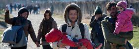 """Slowakei sieht deutsches """"Diktat"""": Slowenien begrenzt Einreise von Flüchtlingen"""