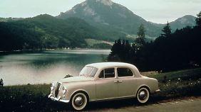 Der Lancia Appia war in den 1950er Jahren ein Bestseller.