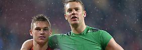 """FC Bayern in Not - und gegen Juve: Setzt Guardiola weiter auf die """"Zwergreihe""""?"""