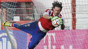 Müller spielte zuletzt 2014 ein halbes Jahr beim FC Bayern als Ersatztorwart