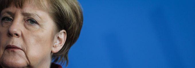 Steht vor dem EU-Gipfel gewaltig unter Druck: Kanzlerin Merkel.