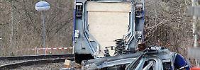 Ursachensuche in Bad Aibling: Fahrdienstleiter verursachte Zugunglück
