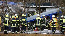 Das Unglück von Bad Aibling: Helfer haben Einsatz noch nicht verarbeitet