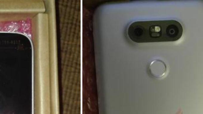 Das ist wahrscheinlich das LG G5.