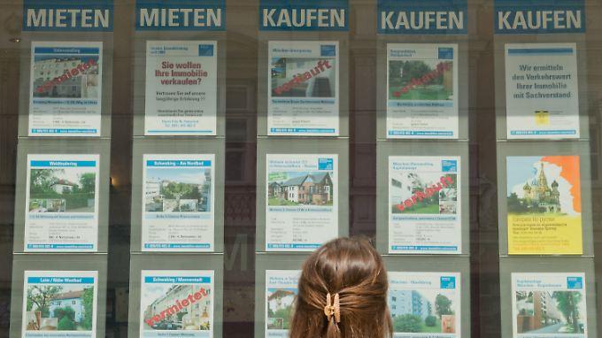 Droht die Immobilienblase?: Preise für Wohnraum steigen kontinuierlich